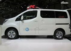 My E-Life Now !: Nissan e-NV200 Priced at 25,058 Euros ($34,958 USD) in Germany