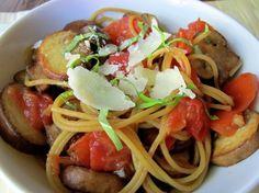 La Bella Pasta - The Fit Cook - Healthy Recipes - Skinny Recipes