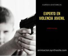 Curso Experto en Violencia Juvenil. #formacion #bullying #cursos #violencia #profesorado #profesores #maestros #integradores #sociocultural #delincuencia #enseñanza #educacion #social