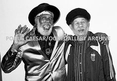 Big Youth/Rico Rodriguez: Barbican, London, UK. From the exhibition 'Reggae Kinda Sweet.' 2011 Pogus Caesar/OOM Gallery Archive. All Rights Reserved