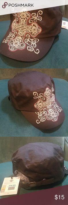 Harley-Davidson Hat Women's Harley-Davidson flat top cap Harley-Davidson Accessories Hats