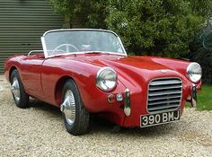 The Berkeley B95 was a 2 door roadster which was built by Berkeley Cars Ltd, Bedfordshire, England in 1959. Only around 200 were ever produced.