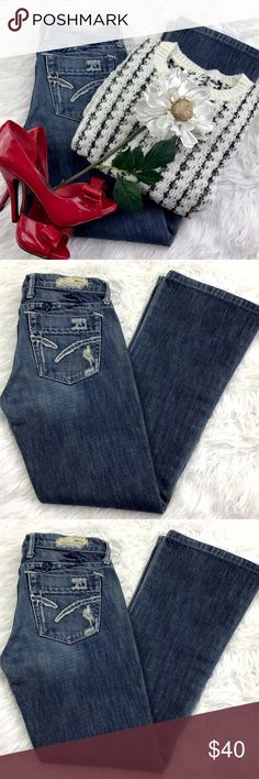 "💕SALE💕Joe's Vintage Collection Premium Denim Fabulous Joe's Vintage Collection Premium Denim 30"" Inseam 7"" Rise 100% Cotton Joe's Jeans Jeans"