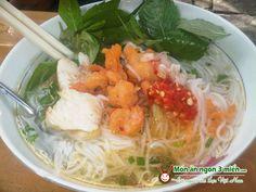 Bún cá lóc Kiên Giang ~ Món ăn ngon 3 miền | Món ngon mỗi ngày | Nấu ăn ngon