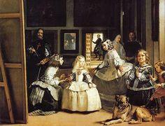Las Meninas de Diego Velázquez,