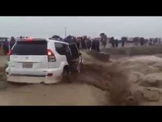 Shocking Incident In Balochistan During Heavy Flood   Graphic Warning