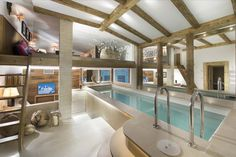 Chalet Le Namaste in Courchevel 1850