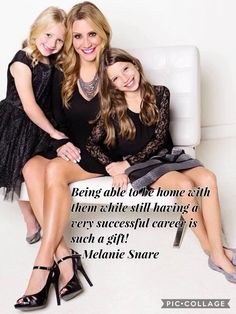 This former Atlanta Falcons cheer captain and UNC graduate worked a demanding but fulfilling corporate job in sports and entertainment marketing and had a second career freelancing as a part-time TV personality.   👉🏻She definitely had more than enough on her plate.  👉🏻Read how her Plan B became her Plan A!   http://redefine.rodanandfields.com/blog/melanie-snare-dream-believe-achieve/