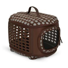 Pet Travelling Carrier Soft Sided Cat Dog Handheld Stylish Crates Supplies #PetTravellingCarrier