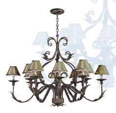 Victorian era chandeliers photo - 1