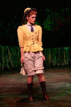 Tarzan: The Stage Musical - Costume Design on Behance