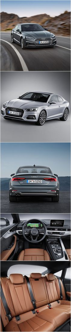Audi Imports A5 and S5 Sportback to India