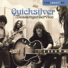 This 11-track collection drawn from Quicksilver Messenger Service's run at Capitol Records in the late '60s and early '70s has been released several times before, and it's a somewhat disappointing dis