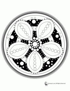 F A V O R I T E site for mandalas & other great printables for kids-especially for subbing!