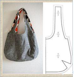 Летняя сумка - какую модель выбрать - 30 выкроек и 50 вариантов в яркой по | Сумки и рюкзаки | Постила Denim Bag Patterns, Bag Patterns To Sew, Diy Bag Designs, Diy Sac, Denim Handbags, Diy Tote Bag, Denim Crafts, Patchwork Bags, Fabric Bags
