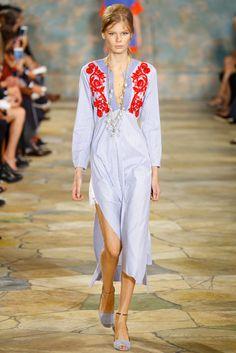 2016春夏プレタポルテコレクション - トリー バーチ(TORY BURCH)ランウェイ|コレクション(ファッションショー)|VOGUE