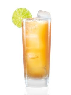 16 Sweet Spring Cocktail Recipes: Spring Fling 1½ oz. Pucker Sour Apple Sass Vodka 1 tsp. pink guava puree 1 tsp. tangerine puree ½ lime, juiced 2 oz. ginger ale  Combine all ingredients except ginger ale in a cocktail shaker filled with ice. Shake vigorously and strain into a glass. Top with ginger ale.