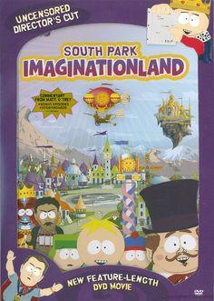 South Park Imagination Land. The best episode ever!!