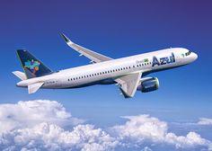 panorama:    Azul Linhas Aéreas anuncia aquisição de Airbus ...