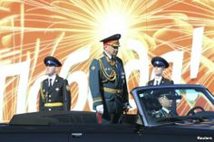 Moscow Marks Victory Day Amid Ukraine Crisis.  Thousands of Russian troops marched on Red Square in the annual Victory Day parade in a display of the nation's massive military arsenal amid escalating tensions over Ukraine. #VictoryDay #WorldWarII #WWII #WW2 #Nazi #USSR #Soviet #Russia #Moscow