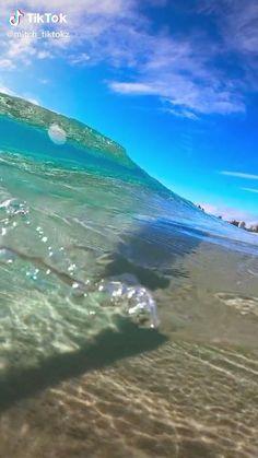 Beautiful Ocean Pictures, Beautiful Photos Of Nature, Beautiful Nature Wallpaper, Beach Pictures, Nature Pictures, Amazing Nature, Beautiful Landscapes, Aesthetic Photography Nature, Ocean Photography