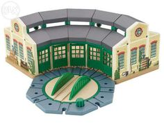Fisher- Thomas the Train and Friends Wooden Railway Tidmouth Sheds for sale online Thomas And His Friends, Black Friday Toy Deals, Wooden Toy Train, Disney Cars Party, Car Party, Sheds For Sale, Fisher Price Toys, Thomas The Tank, Crib Bedding Sets
