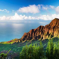 Hawaiian happiness: Kauai's Kalalau Valley