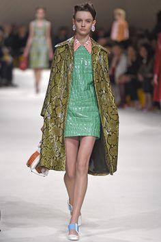 Miu Miu RTW Fall 2015- again, amazing coat