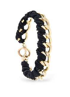 MANGO - TOUCH - Braided chain bracelet  $14.99