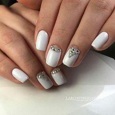 @larchenkonails #маникюр #manicure #nailart #fashionnails #кошачийглаз #красивыйманикюр #идеиманикюра #матовыйманикюр #beautifulnails #мода #маникюр2016 #градиент #модныйманикюр #весеннийманикюр #нежныйманикюр