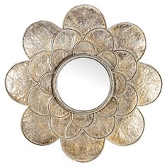 One Kings Lane - Mix in Metallics - Kira Mirror