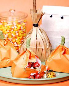 Cute candy bags