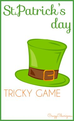 St Patrick's Day Vocabulary cards will brighten your lessons and kids will definitely love using them and describing thematic vocabulary. | CrazyCharizma at https://www.teacherspayteachers.com/Store/Crazycharizma