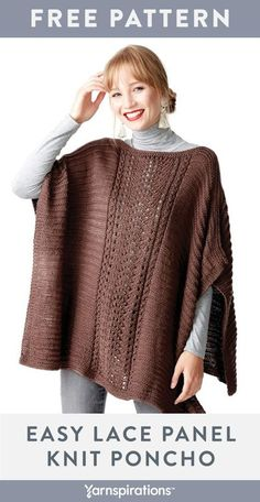 New Ladies Women Knitted Plus Poncho 3 Button Leaf Polo Neck Cardigans One Size