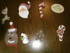 Christmas pins