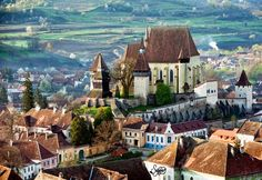 Biertan, an amazing little town in Transylvania, Roumania Travel Around The World, Around The Worlds, Transylvania Romania, Beyond The Sea, Life Is An Adventure, Continents, Where To Go, Travel Destinations, Places To Visit