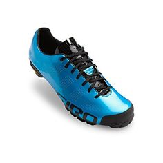 1eb39ae9e50 Giro Empire VR90 Blue Jewel Black Mountain Bike Shoes Size 42 Review Black  Mountain Bike
