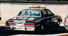 NYPD Auxiliary 1988 Chevrolet Caprice 9C1