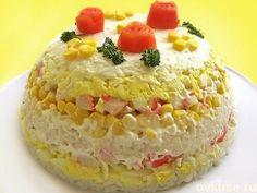 Самый вкусный салат из крабовых палочек - Простые рецепты Овкусе.ру