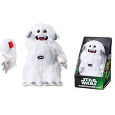 Star Wars Medium Talking Wampa Plush - ozgameshop.