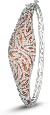 ORRA Lumiere Jewellery, ORRA Belgian Diamond Bracelets Cuffs #jewelry