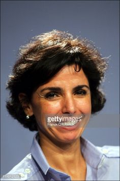 Photo d'actualité : The displacement of Rachida Dati, Minister of...