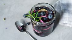 Blueberry and Poblano Pepper Hot Sauce recipe Pickled Fruit, Lemon Pickle, Hot Sauce Recipes, Stuffed Poblano Peppers, Blueberry Recipes, Fermented Foods, Pickles, Plant Based, Blueberries