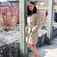 The perfect coat for spring ❤🌷 #mk #designer #coat #style #stylish #instafashion #igfashion #trendy #stylegram #trends #fashion #fashionista #outfit #ootd #love #wiw #fashionblogger #springfashion #wiwt #blogger #amazing #gorgeous #detail #potd  #obsessed #stunning #styleblogger Spring Fashion, Ootd, Shirt Dress, Trends, Photo And Video, Detail, Stylish, Amazing, Jackets