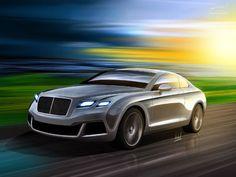 2013 Bentley Continental GT V8 Concept