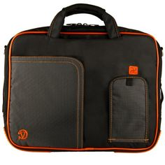 Orange Pindar Edition Messenger Bag Protective Laptop Carrying Case for Lenovo IdeaPad Yoga 11 Series 116inch Laptop * Click image to review more details.