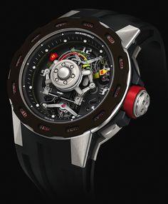 Richard Mille RM 36-01 Sebastien Loeb