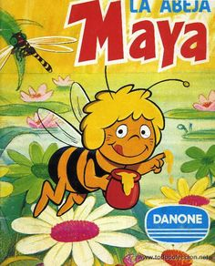 Maya the bee Funny Cartoon Pictures, Cartoon Photo, My Childhood Memories, Best Memories, Caricature, 1980 Cartoons, Kool Kids, Classic Cartoons, Old Toys