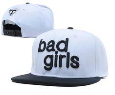 Bad Girls Snapback Hat (1) , cheap wholesale  $5.9 - www.hatsmalls.com