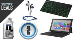Android-compatible flash drive, @Kristen Harrington sale, Microsoft Surface, and more in today's #deals.